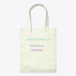 Rosy Life Tote Bag | Rosy JulieBC