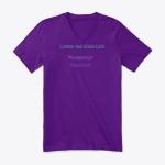Rosy Life V-Neck T-Shirt (Unisex) | Rosy JulieBC
